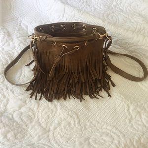 Women s Saint Laurent Fringe Bag on Poshmark 2e470ef2f8b75